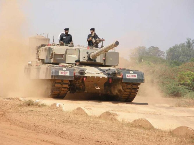 Defence sector of India