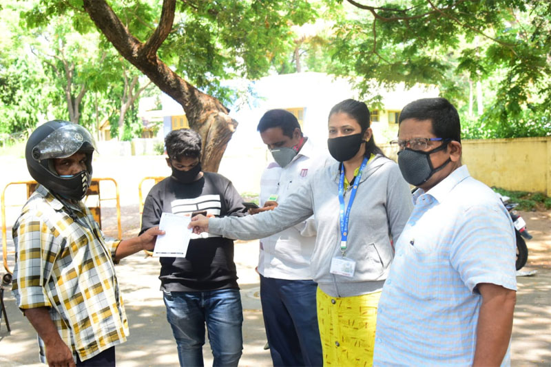 Mysore fine for not wearing mask