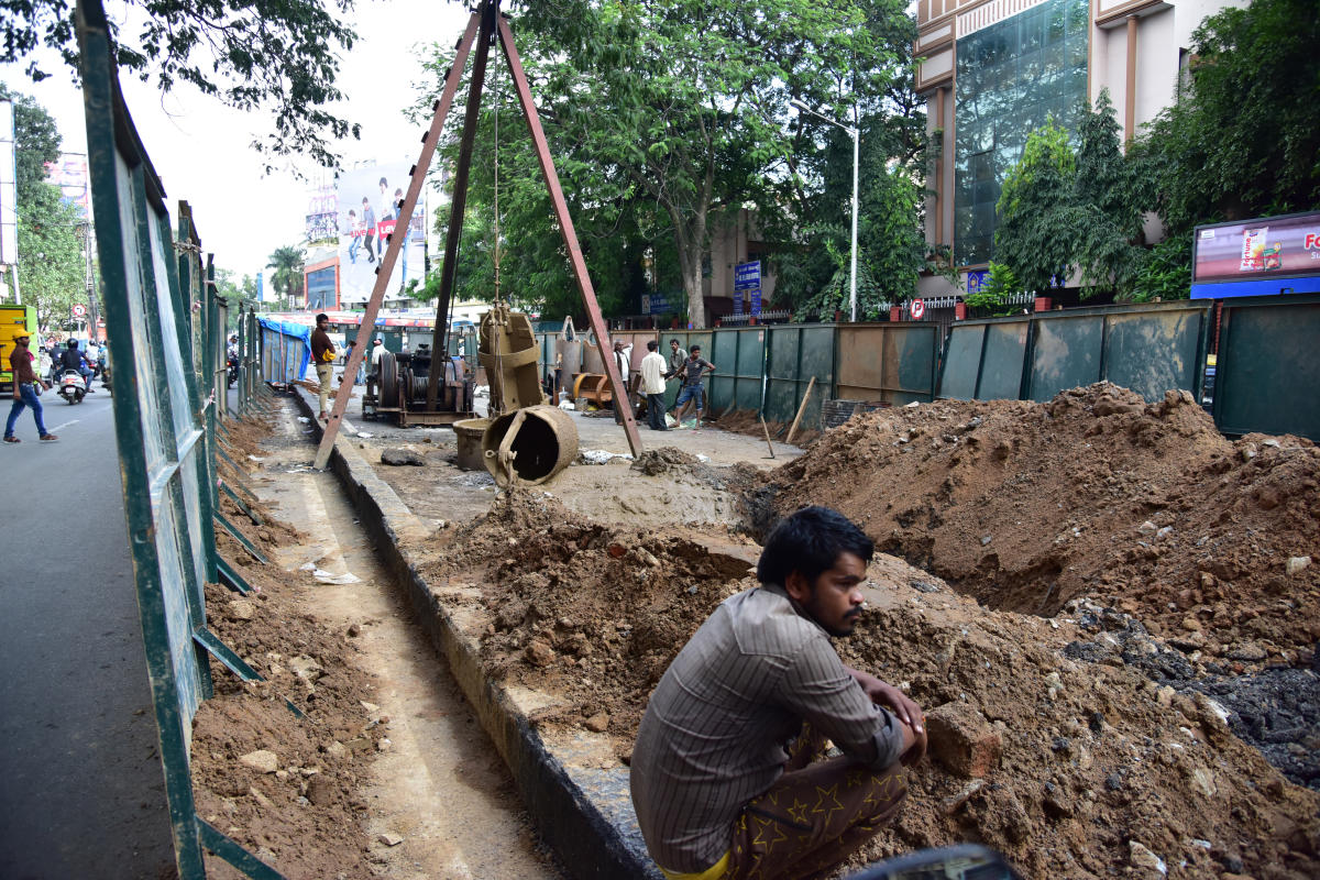 BBMP projects
