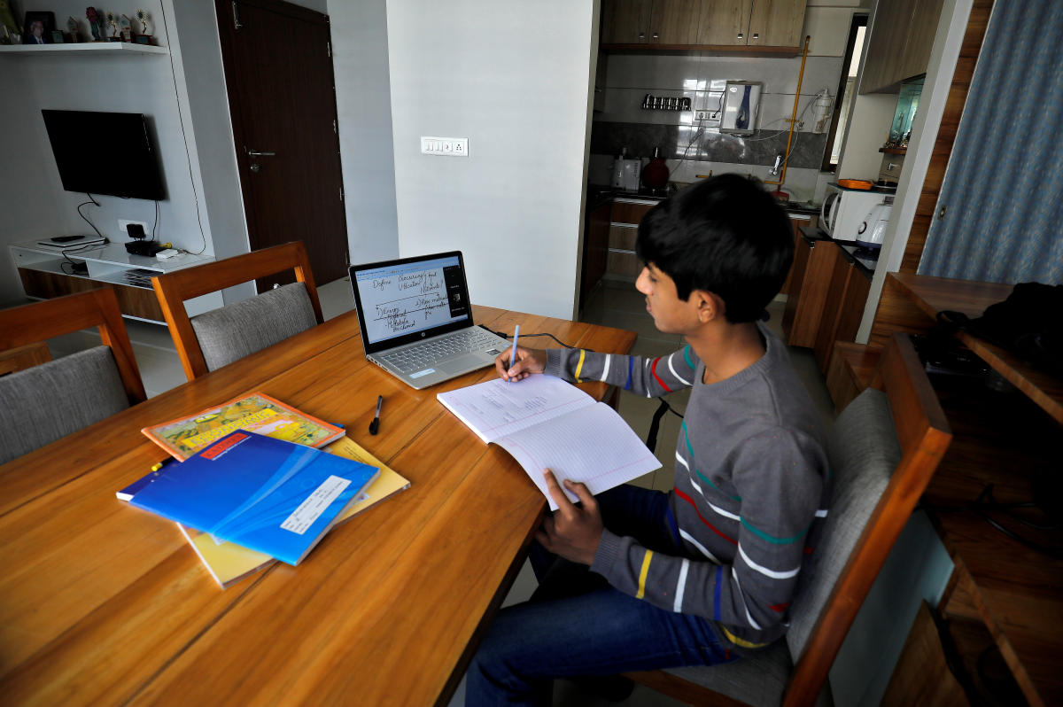 Many students feel the lecture videos are long, monotonous and boring. Reuters