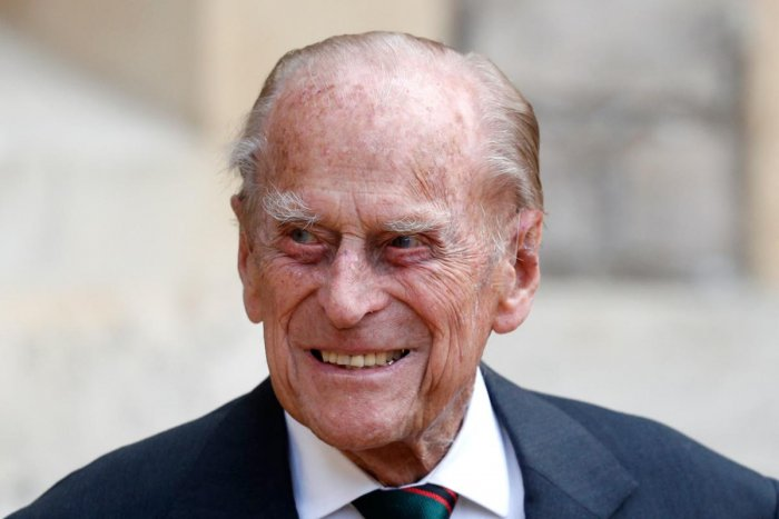 Prince Philip. Credit: AFP file photo