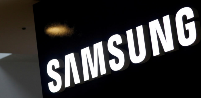 The logo of Samsung Electronics. Credit: Reuters
